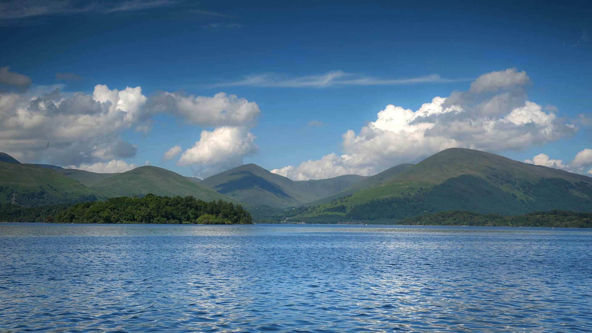 Escape to Loch Lomond